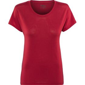 Bergans W's Oslo Wool Tee Red